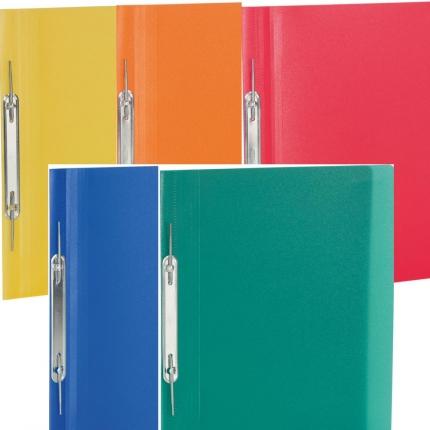 Spiralhefter Herma, 5er Set: gelb, orange, rot, blau, grün