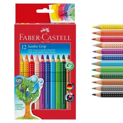 Faber-Castell Jumbo Grip 12er Pack