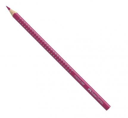 BB Faber-Castell Buntstifte einzeln Colour Grip purpurrosa mittel - 25