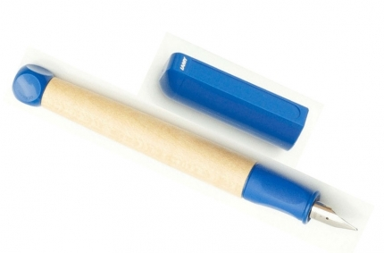 BB Lamy Schreiblernfüller Linkshänder abc, blau