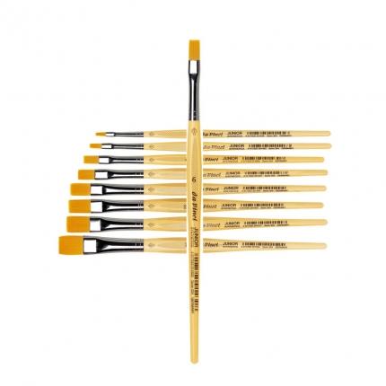 Flachpinsel da Vinci, Stärke 6