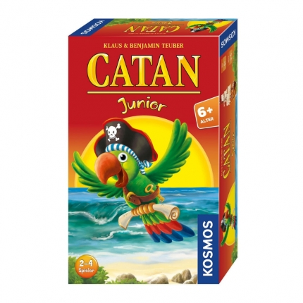 Catan Junior, Mitbringspiel