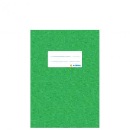 Heftschoner A5, dunkelgrün gedeckt, Herma