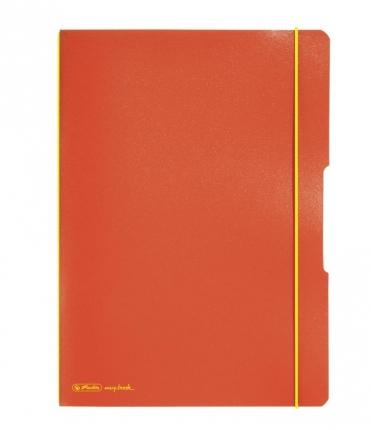 Herlitz my.book flex A4 Notizheft, orange