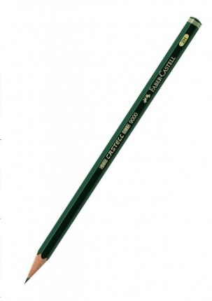 BB Faber-Castell Bleistift 2H