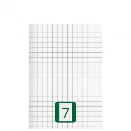 Kleines Schulheft, Lineatur 7, A5