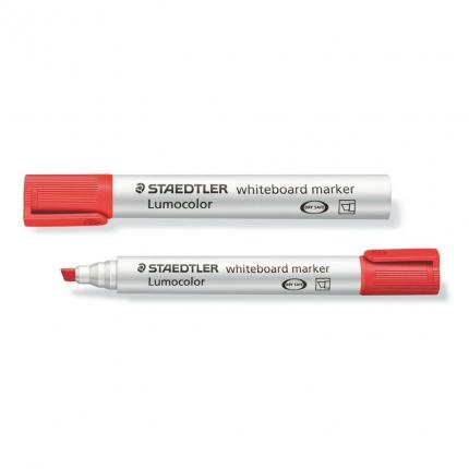 Whiteboard Marker, Staedtler Lumocolor rot