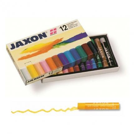 Ölpastellkreide Jaxon, 12 Farben