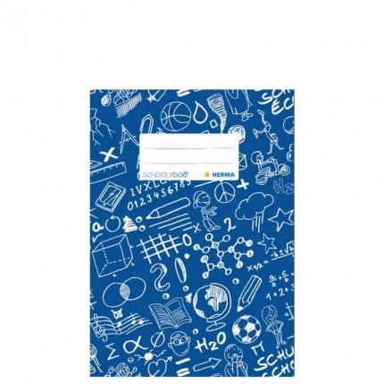 Herma Schoolydoo Heftumschlag A5, blau