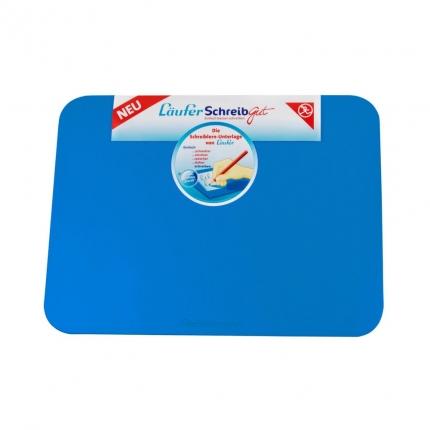 Schreiblernunterlage Läufer SchreibGut, blau