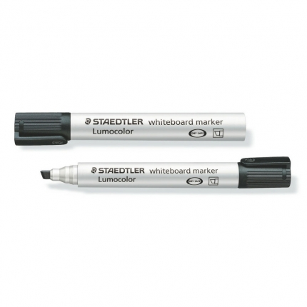 Whiteboard Marker, Staedtler Lumocolor schwarz