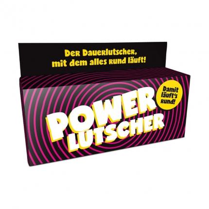 Power Lutscher, 3 Edelfrucht-Lollis