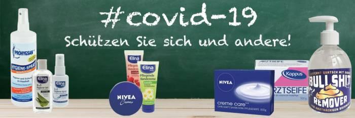 Hygiene - Schutz für sich und andere nicht nur in Zeiten von Corona