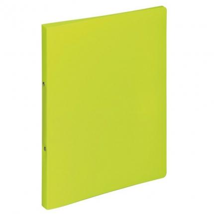 Ringhefter A4, Kunststoff lindgrün, Pagna