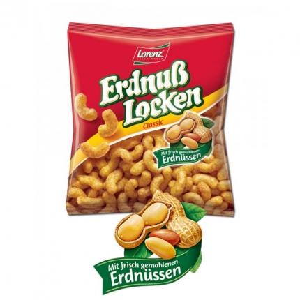 Erdnussflips, Lorenz