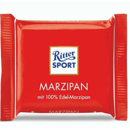 Ritter Sport mini Marzipan, 16,67 g