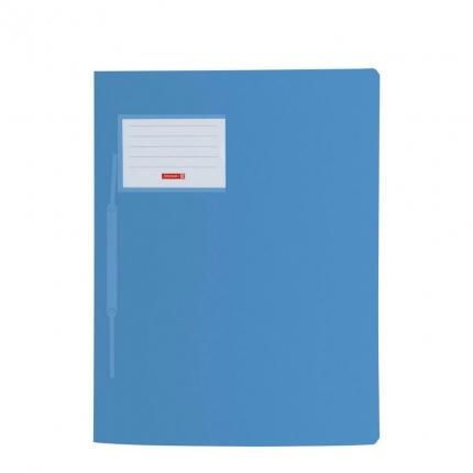 Schnellhefter Pastell blau, Fact!pp Brunnen