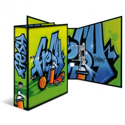 Herma Ordner A4, Graffiti Fresh