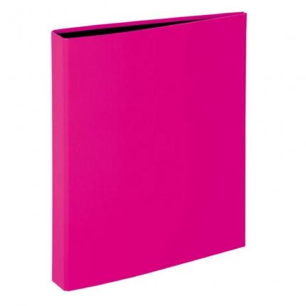 Pagna Ringbuch Trend A4, dunkelrosa