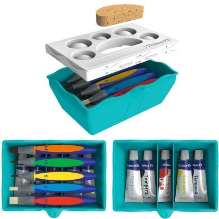 Pelikan-Malset Kreativfabrik, blau