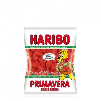Haribo Erdbeeren Primavera, 100 g