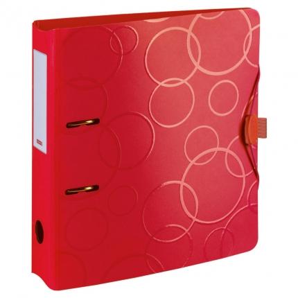 Brunnen Ordner colour code, rot