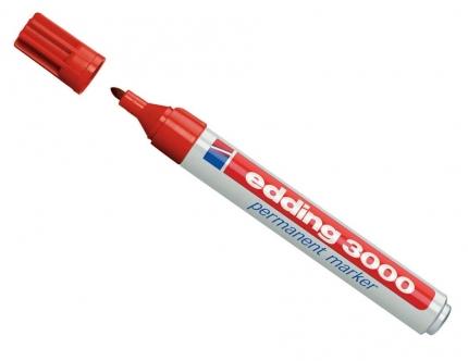 edding 3000, Permanent Marker rot