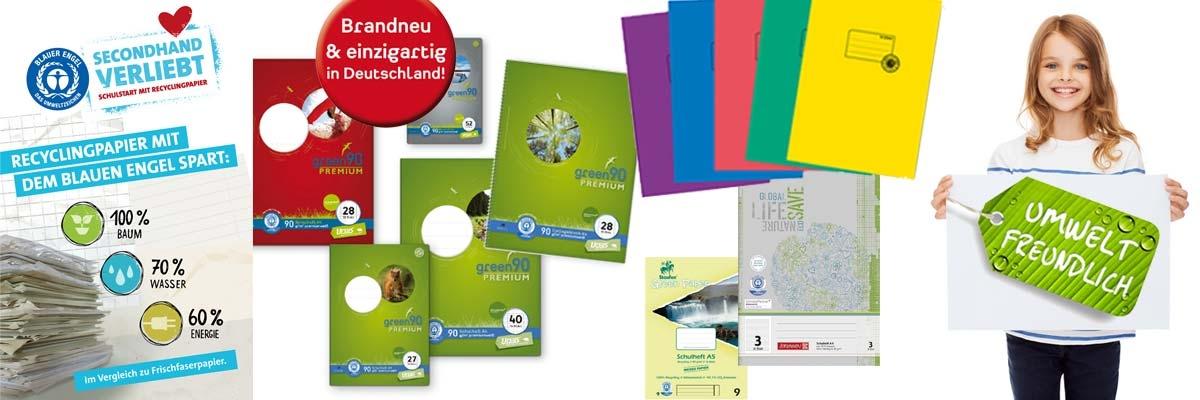 Schule und Umweltschutz: Eine gute Kombination bei schulstart.de