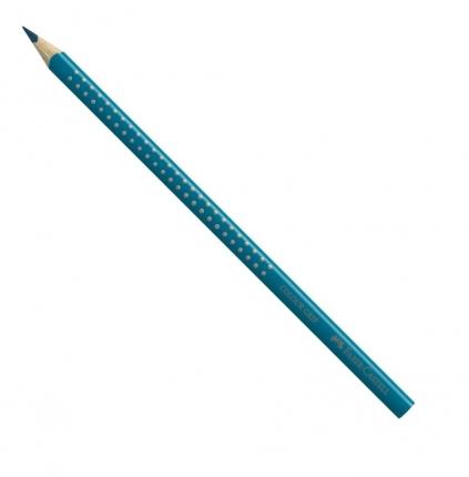 BB Faber-Castell Buntstifte einzeln Colour Grip kobalttürkis - 53