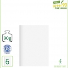Premiumheft Recycling A5, green90, Lineatur 6