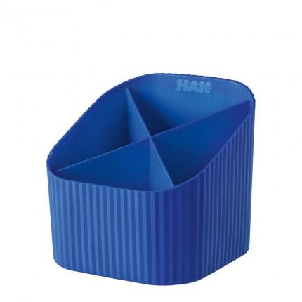 Stifteköcher blau, HAN X-Loop