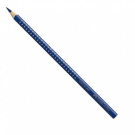 BB Faber-Castell Buntstifte einzeln Colour Grip helioblau rötlich - 51