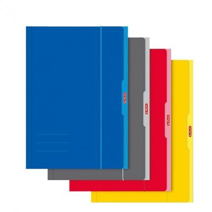 Herlitz Sammelmappe A3, farbig sortiert