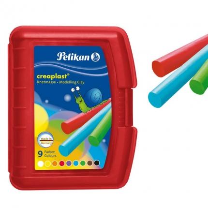 Pelikan Knete creaplast, rote Box