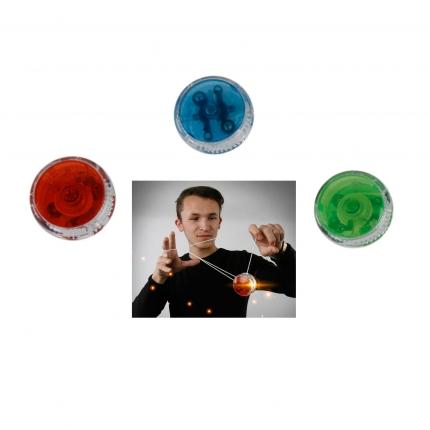 Jojo mit Lichteffekt, 5,5 cm