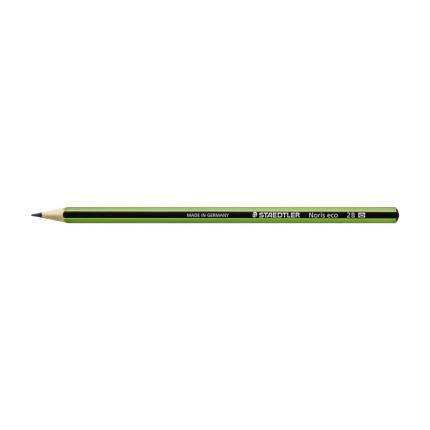 Wopex Bleistift Eco Noris Staedtler, 2B