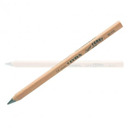 Dicker Bleistift natur, weiche Mine, Super Ferby Graphit