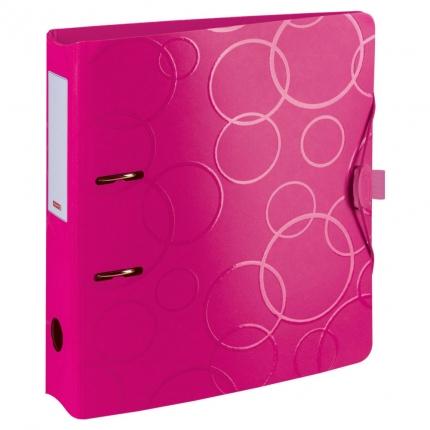 Brunnen Ordner colour code, pink
