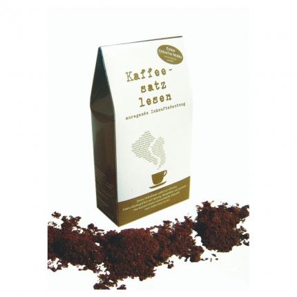 Kaffeesatzlesen, türkischer Mokka