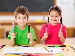 Schulbedarf für die Grundschule