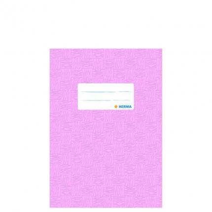 Heftschoner A5, rosa gedeckt, Herma
