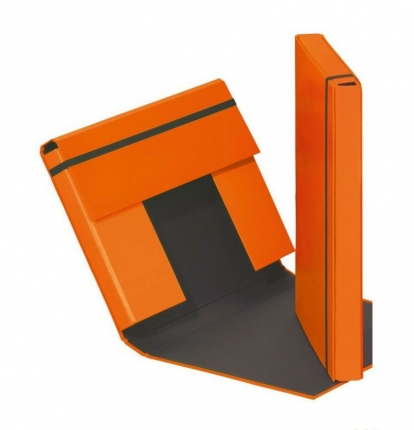 Heftbox A4 Pagna, orange