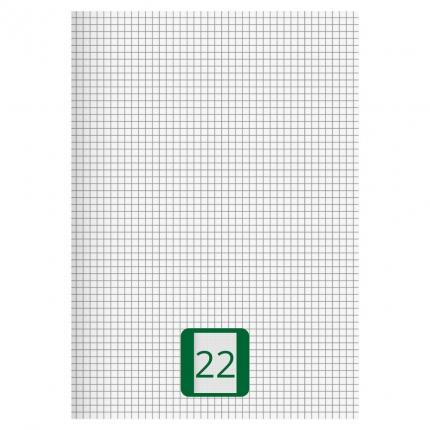 Großes Schulheft, Lineatur 22, A4