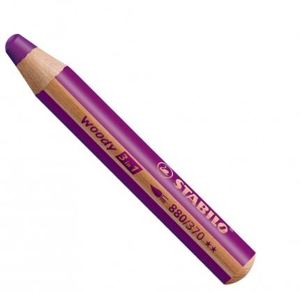 BB Buntstifte für Kleinkinder: Stabilo woody erika - 370