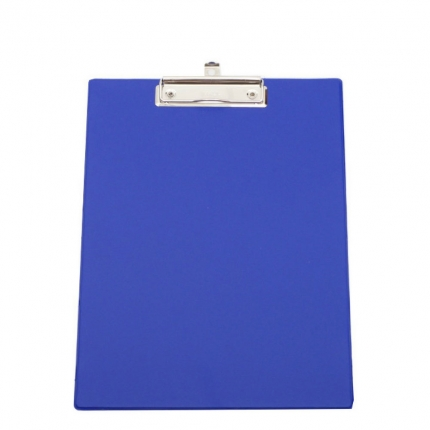 Klemmbrett A4, blau