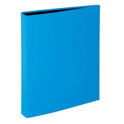 Pagna Ringbuch Trend A4, hellblau