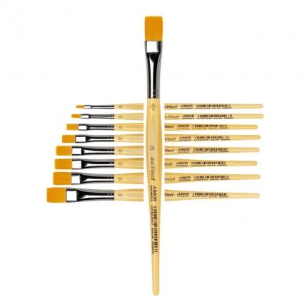 Flachpinsel da Vinci, Stärke 14