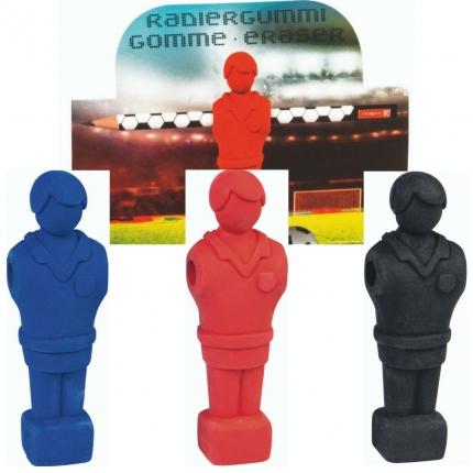 Radiergummi Figuren Kickerfigur