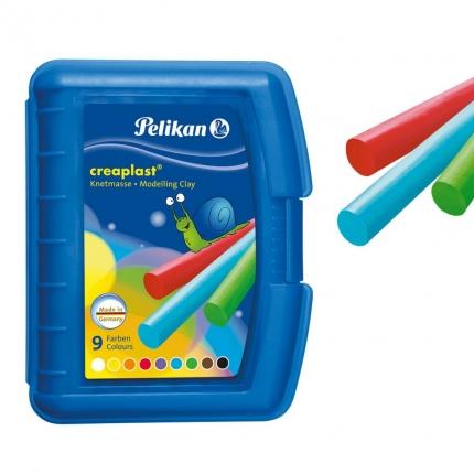 Pelikan Knete creaplast, blaue Box