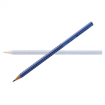 Faber-Castell Grip Bleistift B, blau